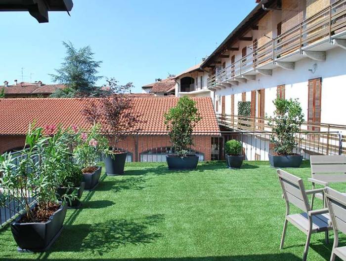 Progettazione terrazi